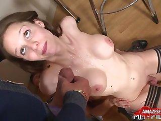 hot busty damsel hard porn