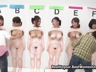 Japanese TV Porn Show Guess If Nude Wife And Fixture