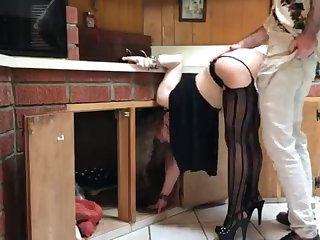 COUGAR stuck there the Nautical galley drilled by neighbor (pin)