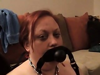 secrets be worthwhile for left side # dildo gag deepthroat training