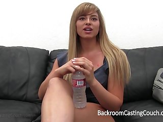 Trainer Anal and Creampie Casting