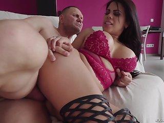 Latina babes with fake tits Kesha Ortega added to Sheila Ortega share cock