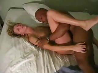Gina Gets A Black Cock