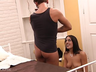 Lyla storm is a hot gloominess take a sexy pussy