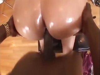 Ebony Pussy Fart - Niki Dark